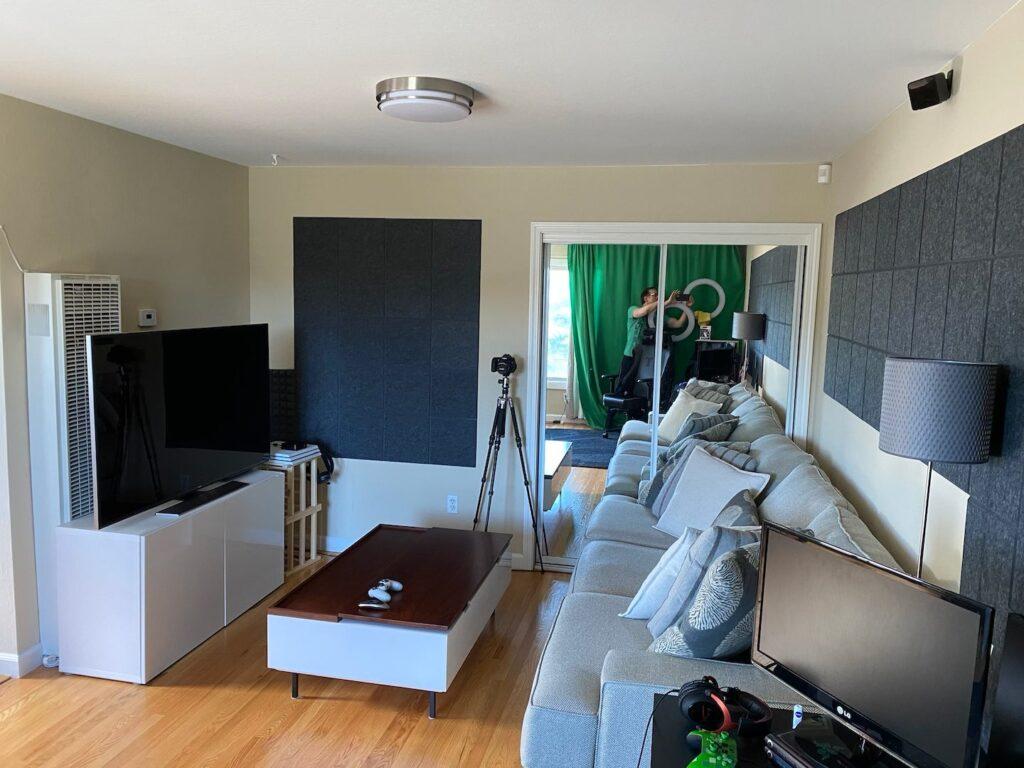 акустические панели для стен