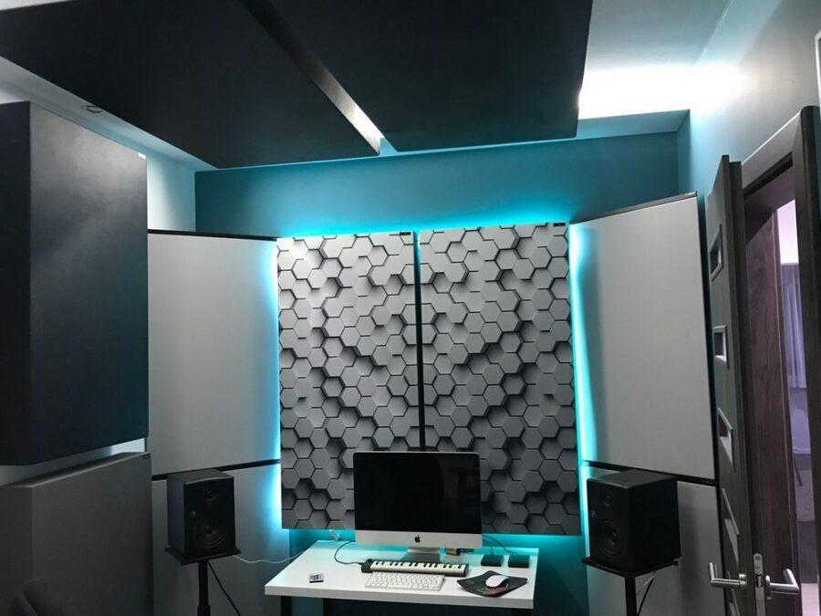 акустические панели ecophon
