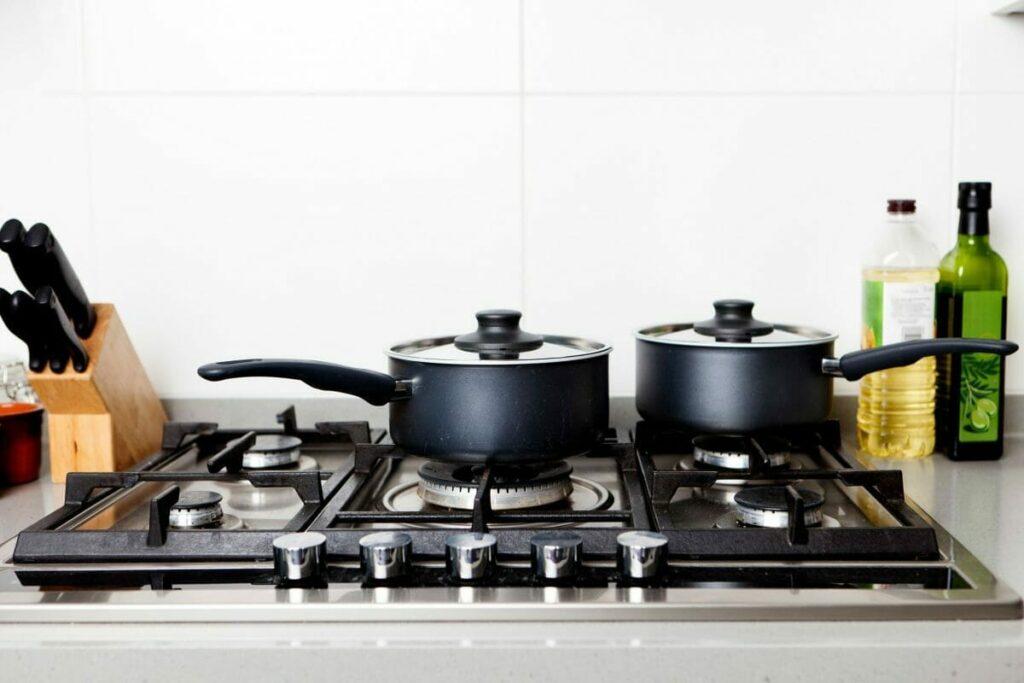 газовых плит с газовой духовкой