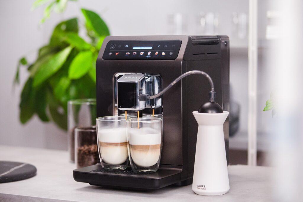 какая кофемашина лучше